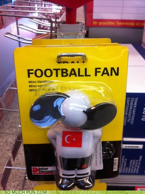 double meaning,fan,football,literalism,soccer