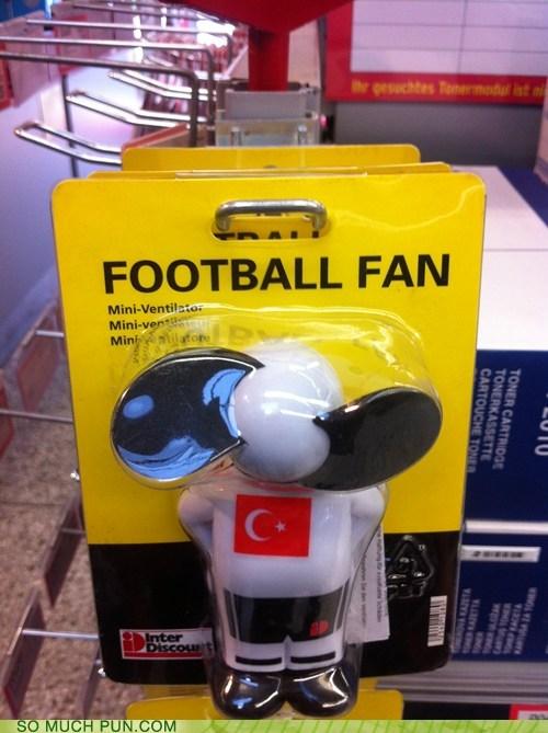double meaning fan football literalism soccer - 6347391488