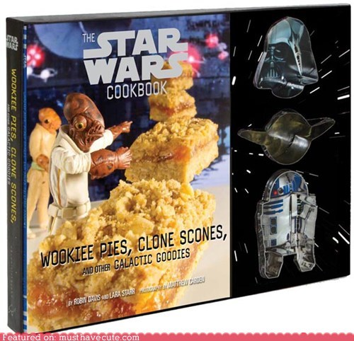 best of the week,cookbook,star wars,wookie pies