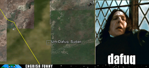 dafuq engrish funny g rated Sudan um dafuq - 6348008960