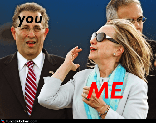 Hillary Clinton me political pictures you - 6348313856