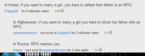 afghanistan,korea,ridiculously photogenic g,ridiculously photogenic guy,RPG,russia,youtube comments