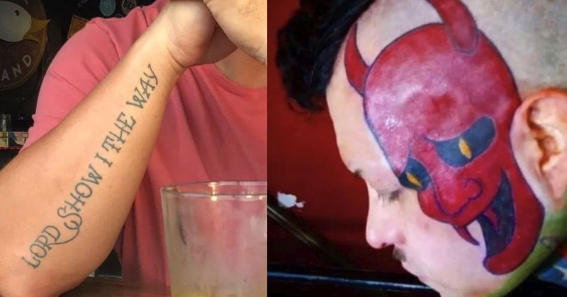 FAIL cringe Awkward tattoos ridiculous - 6348805