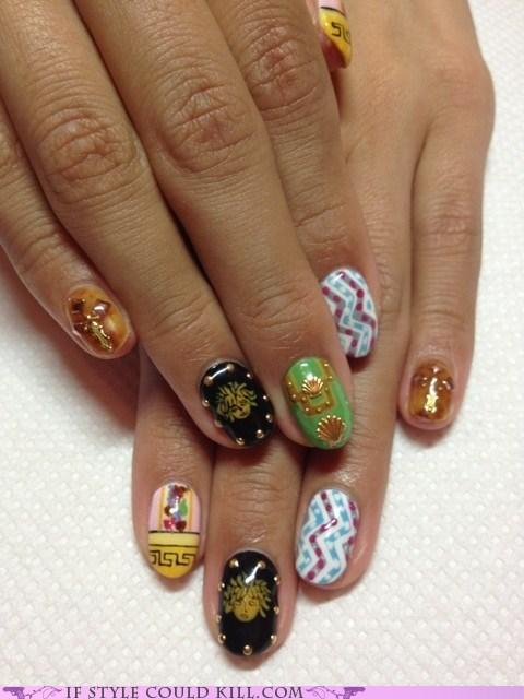 cool accessories nail art nails - 6348941056