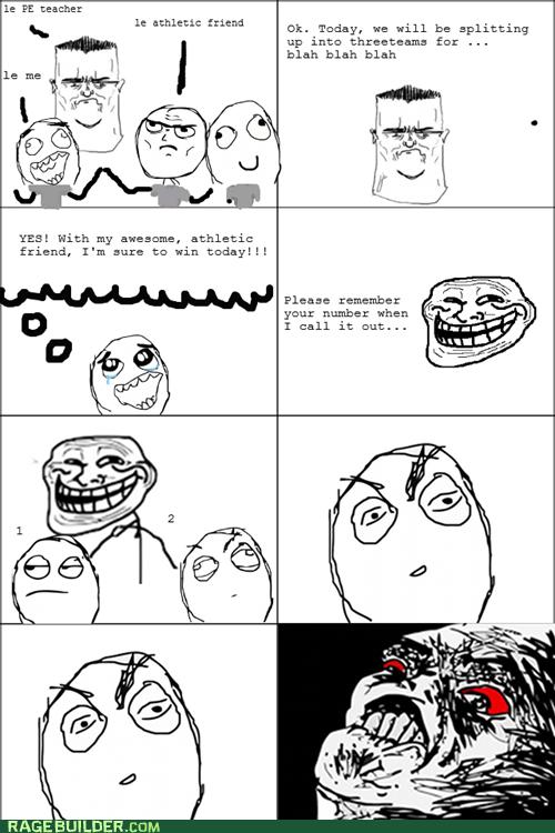 PE Rage Comics raisin rage troll truancy story - 6349788416
