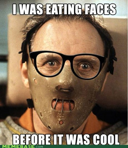 bath salts eating faces hannibal Hipster Disney & hipster-disney-friends