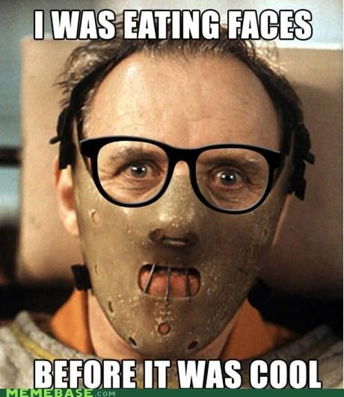 bath salts eating faces hannibal Hipster Disney & hipster-disney-friends - 6349831936