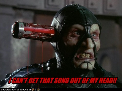 call me maybe cooling earworm farscape rod Scorpius song stuck in my head - 6350349312
