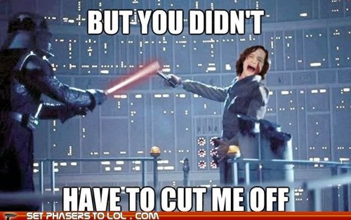 cut me off,darth vader,gotye,hand,lightsaber,somebody that i used to k,somebody that i used to know,star wars