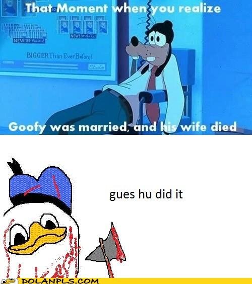 dead,goofy,wife
