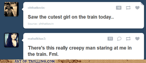 creepy,meeting,train,tumblr