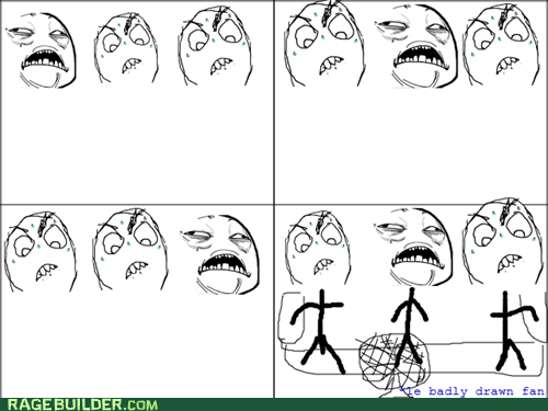 fan osculation Rage Comics sweet jesus have mercy - 6351842048