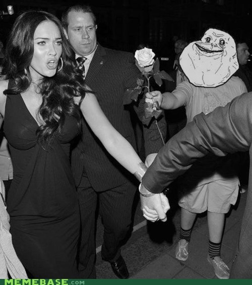 Flower forever alone megan fox old times - 6351902464
