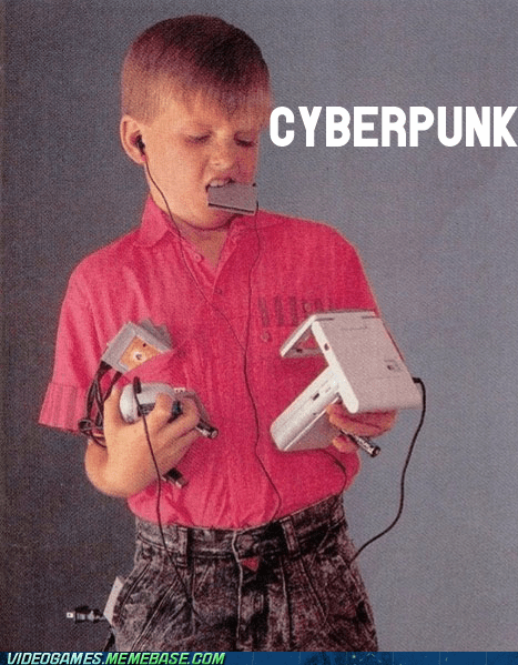 accessories cyberpunk gameboy IRL nintendo - 6352288000