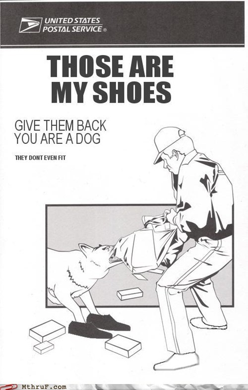 dogs mailman postal postal service postman usps - 6352404480