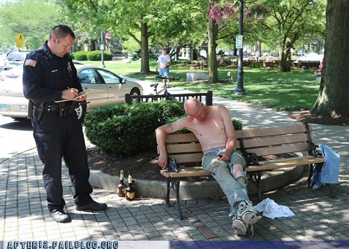 arrested cops drunk in public police public drunkenness public intoxication - 6352442112
