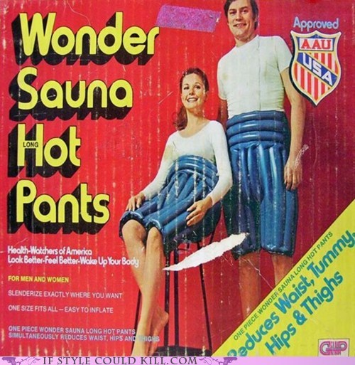 cool accessories pants sauna weight loss - 6352639488