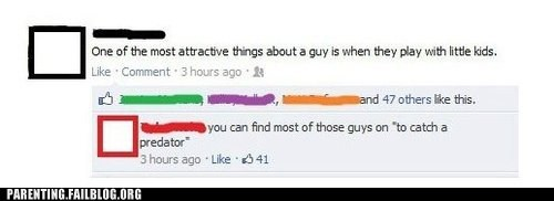 attractive guys,facebook,to catch a predator
