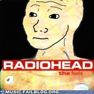 i know that feel bro radiohead that feel the bends - 6352933632