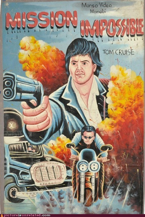 impossibru mission impossible seem legit Tom Cruise wtf - 6352935424