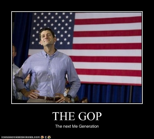 THE GOP The next Me Generation