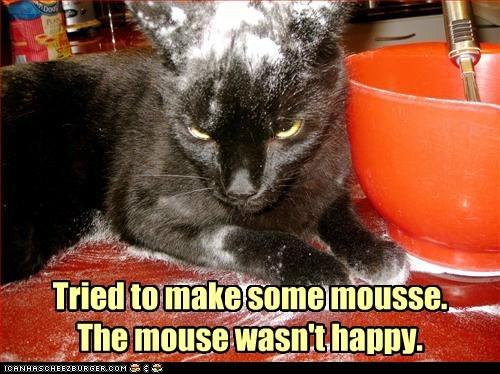 dessert flour food mess mixer mouse mousse nom - 6353090304