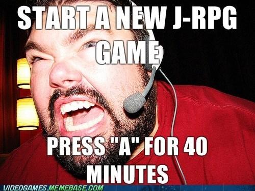 ä cutscenes jrpg meme text - 6353104896