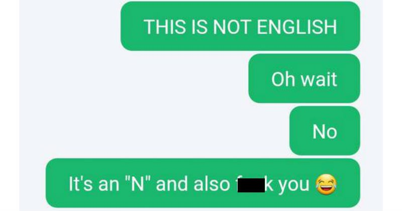 jokes hangman texting funny prank - 6353413