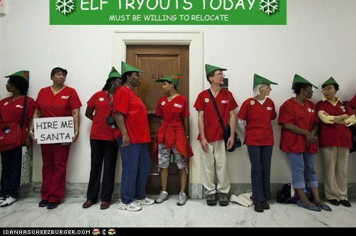 elves political pictures santa - 6353516544