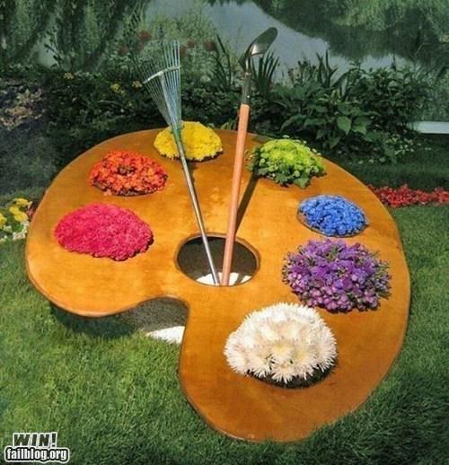 design gardening pallet planter - 6353676288