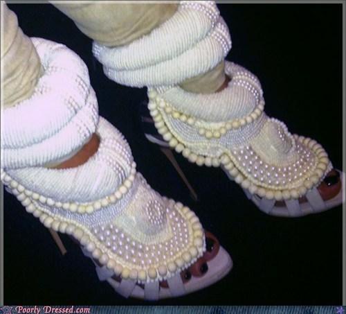 fashion heels shoes ugly - 6353683712