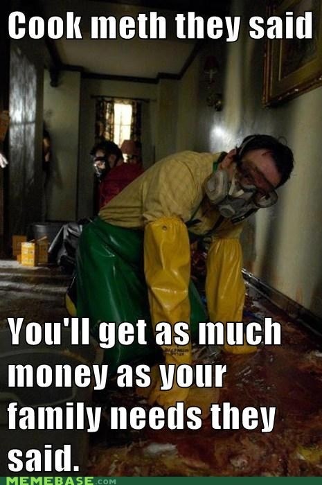 breaking bad,They Said,walter white