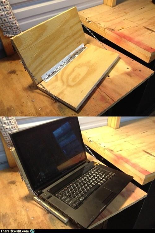 hinges laptop laptop screen wood - 6354169600