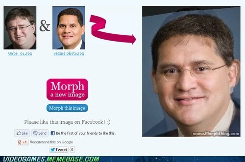 combine gabe newell morph reggie fils-aime the internets - 6354421504