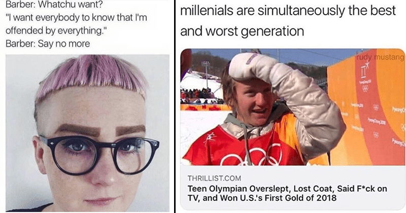 Memebase Millennial Memes All Your Memes In Our Base Funny Memes Cheezburger