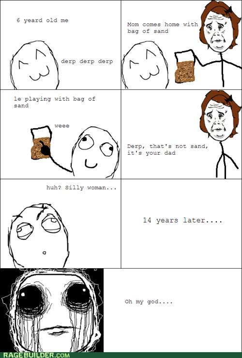 mother of god numb Okay Rage Comics - 6354704128