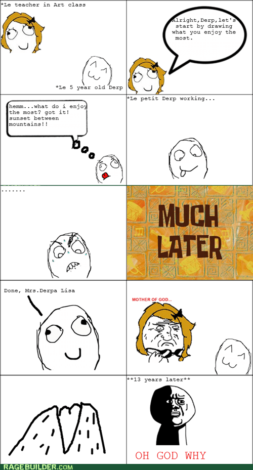 oh god why Rage Comics that looks naughty truancy story - 6354718976