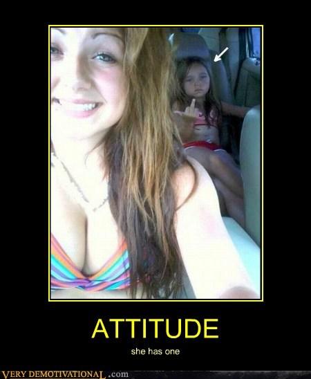 attitude hilarious little kid the finger - 6355029760
