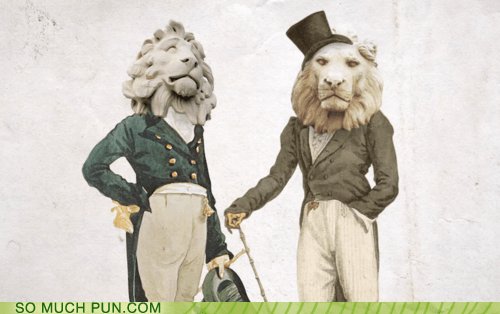 dandelion dandy double meaning Hall of Fame homophones lion lions literalism - 6355629312