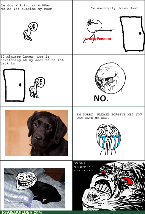 cuteness overload leave my presence no Rage Comics raisin rage - 6355986944