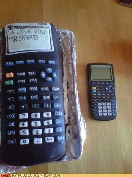 cake,calculator,fondant,replica