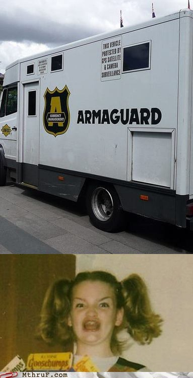 armaguard armored truck berks Ermahgerd g rated gersberms monday thru friday