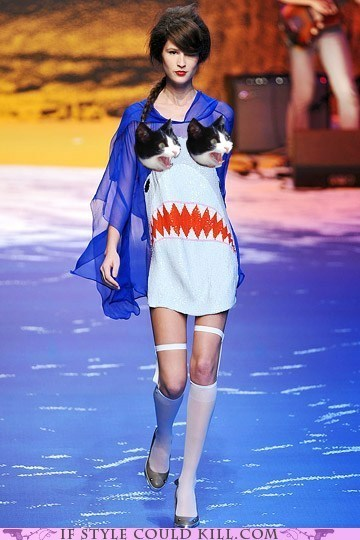 cool accessories runway sharks - 6356262656