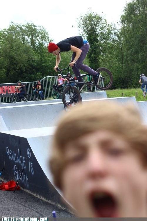 bicycles Good Times skatepark teens - 6356270848