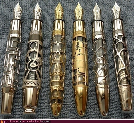 awesome best of week fancy pens wtf - 6356308480