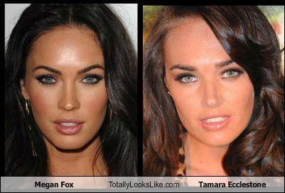 actor celeb funny Hall of Fame megan fox tamara ecclestone TLL