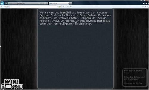 internet explorer nerdgasm ouch technology upgrade website - 6356865536
