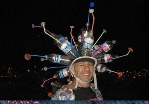 hat water bottle weird - 6357071104