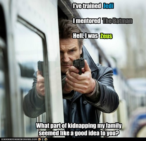 actor,celeb,funny,Hall of Fame,liam neeson,Movie,taken 2
