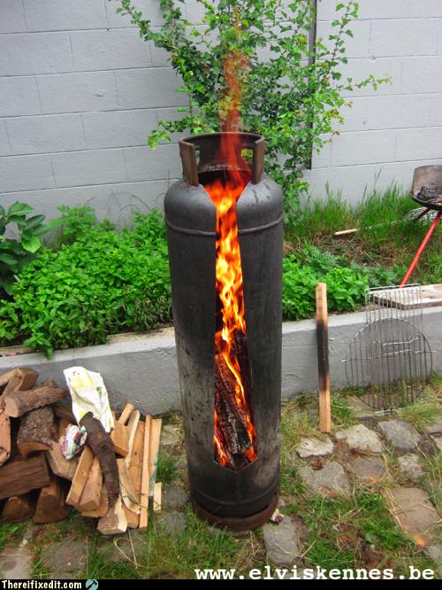 brazier campfire fire grill stove - 6358243072